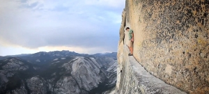 Free Soloing with Alex Honnold at Yosemite National Park