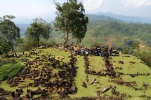 Gunung Padang Megalitic Site