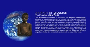 Journey of Mankind