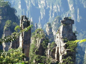 Tianzi-mountains-of-china