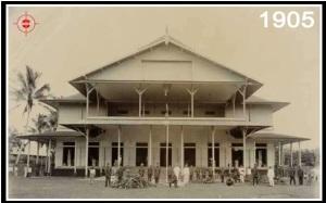 Bangunan kuno Samarinda